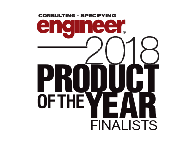 Consulting Specifying Engineer Product of the Year 2018
