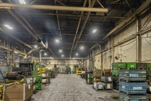 Commercial Steel Manufacturing