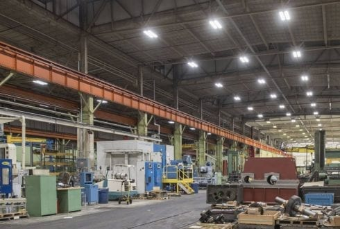 Rexnord Manufacturing Plant