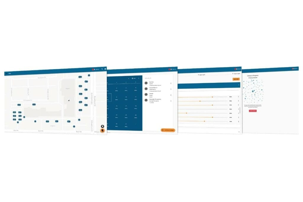 Synapse User Interface Screens