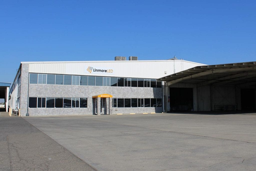Linmore LED Headquarters in Fresno, CA
